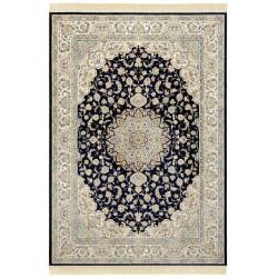 Kusový koberec Naveh 104378 Darkblue/Cream