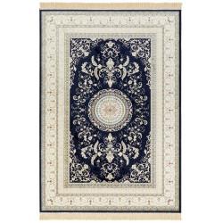 Kusový koberec Naveh 104371 Dark-blue