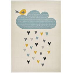 Kusový koberec Vini 104594 Cream/Multicolored