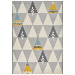 Kusový koberec Vini 104596 Silver/Grey