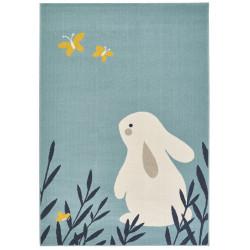 Kusový koberec Vini 104597 Light-blue