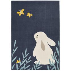 Kusový koberec Vini 104599 Dark-blue