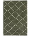 Kusový koberec Allure 104404  Olive-Green/Cream