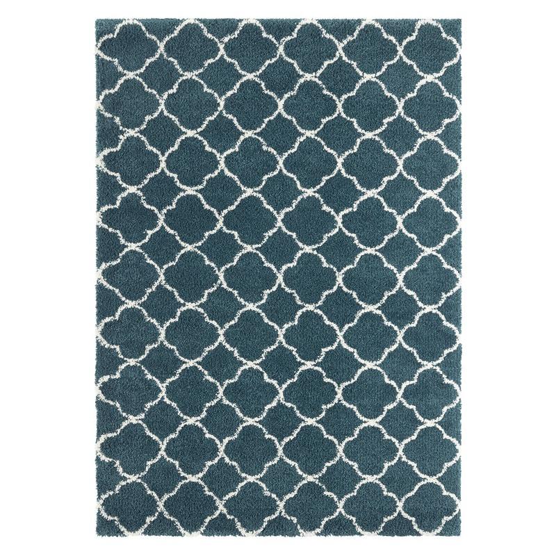 Kusový koberec Grace 104408 Forest-Green/Cream