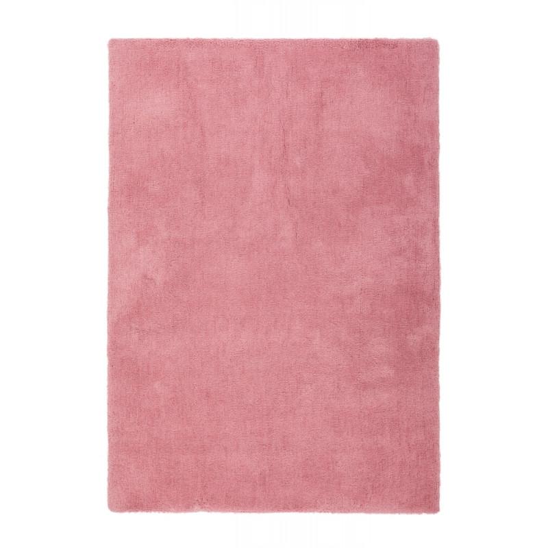 Kusový koberec Velvet 500 pebble pink