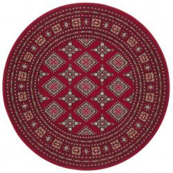 Kruhový koberec Mirkan 104108 Red