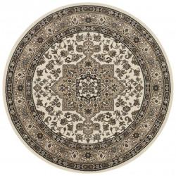 Kruhový koberec Mirkan 104105 Beige
