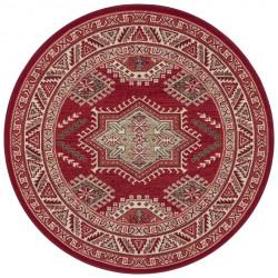 Kruhový koberec Mirkan 104100 Oriental-red
