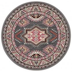 Kruhový koberec Mirkan 104099 Grey