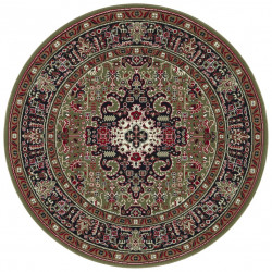 Kruhový koberec Mirkan 104097 Green