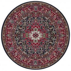 Kruhový koberec Mirkan 104096 Navy