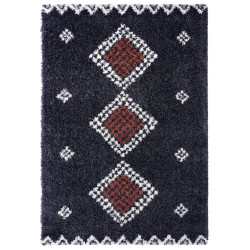Kusový koberec Essential 104587 Black