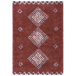 Kusový koberec Essential 104590 Rust-brown