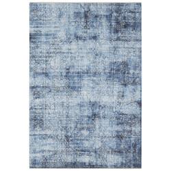 Kusový koberec Farah 104463 Jeans-Blue