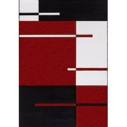 Kusový koberec Hawaii 1310 red