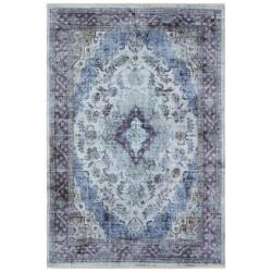 Kusový koberec Farah 104469 Ocean-Blue
