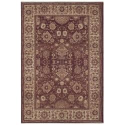 Kusový koberec Farah 104479 Maroon