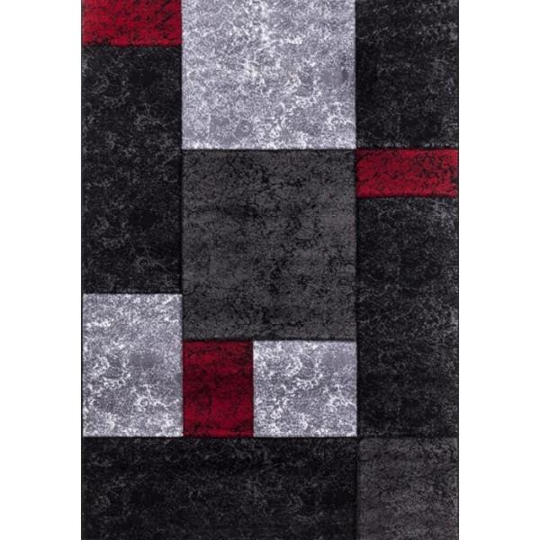 Ayyildiz koberce Kusový koberec Hawaii 1330 red, koberců 80x300 cm Šedá - Vrácení do 1 roku ZDARMA