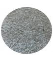 Kruhový koberec Capri béžový