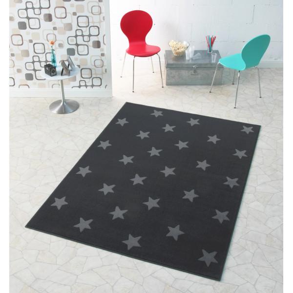 Hanse Home Collection koberce Kusový koberec CITY MIX 102165 140x200 cmcm, koberců 140x200 cm Šedá - Vrácení do 1 roku ZDARMA