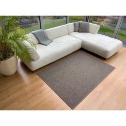 Kusový koberec Porto hnědý