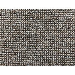 Metrážový koberec Porto hnědý