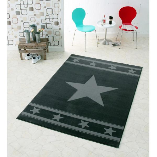 Hanse Home Collection koberce Kusový koberec CITY MIX 102161 140x200 cmcm, koberců 140x200 cm Bílá, Šedá - Vrácení do 1 roku ZDARMA