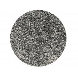 Kruhový koberec Udine taupe