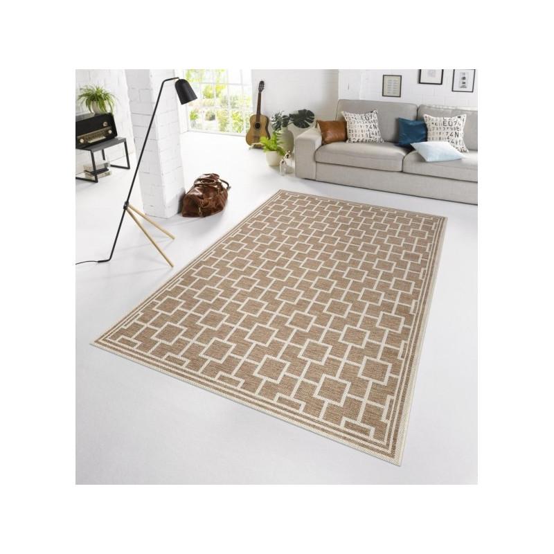 Kusový koberec BOTANY Bay Taupe 102484 - venkovní (outdoor)