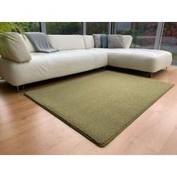 Kusový koberec Udine zelený