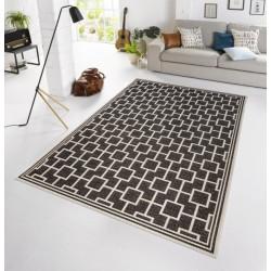 Kusový koberec BOTANY Bay Schwarz