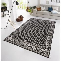 Kusový koberec BOTANY Royal Schwarz 102479 - venkovní (outdoor)
