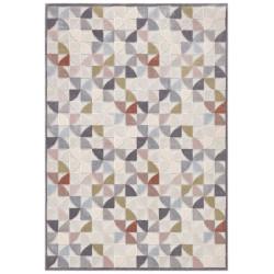Kusový koberec Creative 103965 LightGrey/Pastel z kolekce Elle