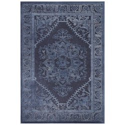 Kusový koberec Creative 103962 Dark/Blue z kolekce Elle