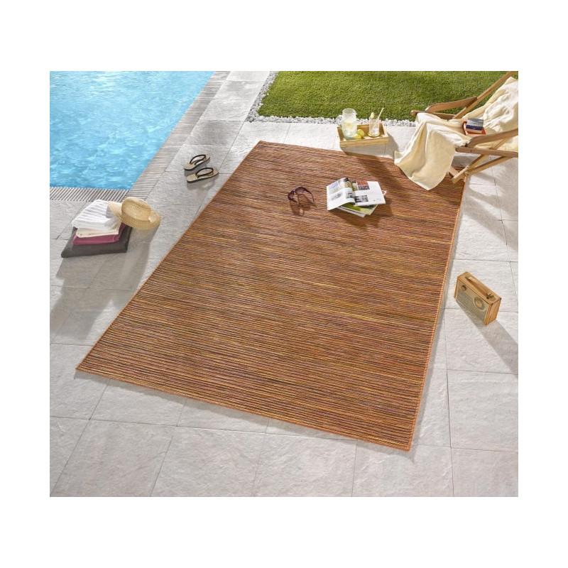 Venkovní kusový koberec Lotus Terra Orange Meliert