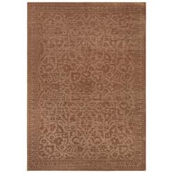 Kusový koberec Premier 103978 Brown z kolekce Elle