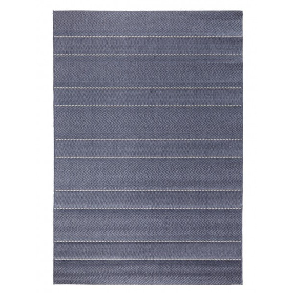 Hanse Home Collection koberce Kusový koberec Sunshine 102366 Jeans blau, kusových koberců 80x200 cm% Modrá - Vrácení do 1 roku ZDARMA vč. dopravy
