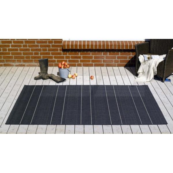 Kusový koberec Sunshine 102030 Schwarz