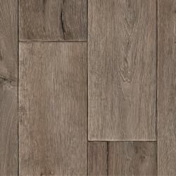 PVC podlaha WoodLike Brunel W85 tmavě šedobéžová