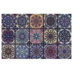 Protiskluzová rohožka Mujkoberec Original 104674 multicolor