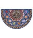 Protiskluzová rohožka Mujkoberec Original 104683 multicolor