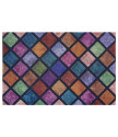 Protiskluzová rohožka Mujkoberec Original 104687 multicolor