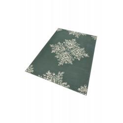 Kusový koberec GLORIA Blossom Grün Creme