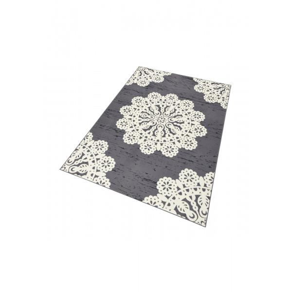 Hanse Home Collection koberce Kusový koberec Gloria 102421, 160x230 cm% Šedá - Vrácení do 1 roku ZDARMA vč. dopravy