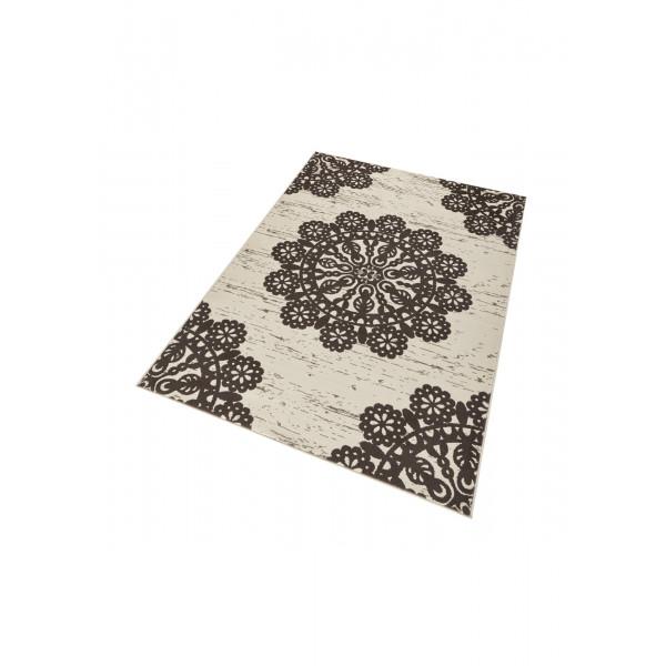 Hanse Home Collection koberce Kusový koberec Gloria 102419, 160x230 cm% Hnědá - Vrácení do 1 roku ZDARMA vč. dopravy