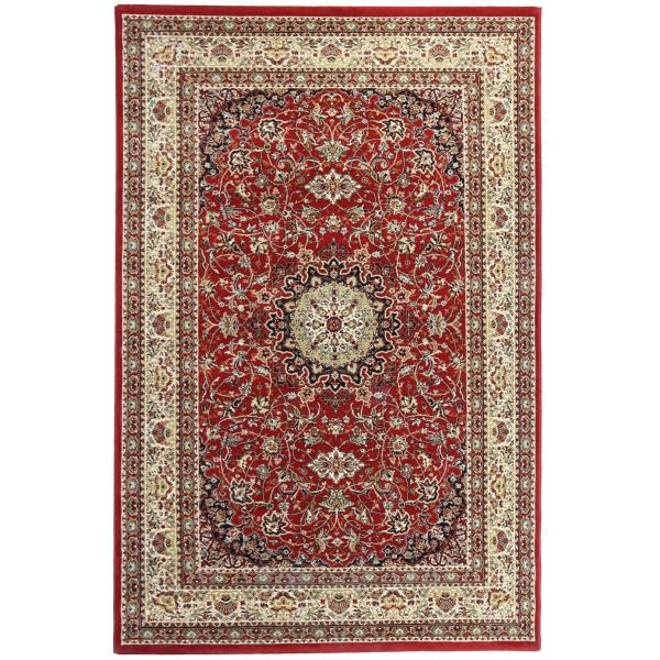 Oriental Weavers koberce Kusový koberec TASHKENT 111H, 160x235 cm% Červená - Vrácení do 1 roku ZDARMA vč. dopravy