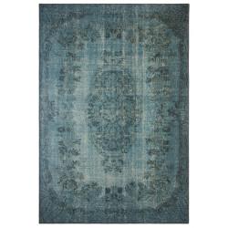 Kusový orientální koberec Chenille Rugs Q3 104742 Blue