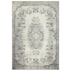Kusový orientální koberec Chenille Rugs Q3 104744 Cream/Grey
