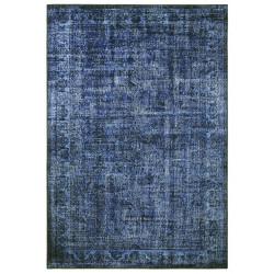 Kusový orientální koberec Chenille Rugs Q3 104776 Dark-blue