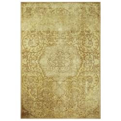 Kusový orientální koberec Chenille Rugs Q3 104781 Gold